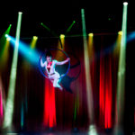 Toni Tabasco Performing at Vivas Lounge