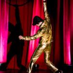 Toni Tabasco as Elvis